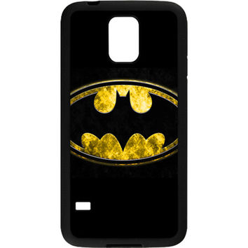 DC Comics Batman Emblem TPU Case For Samsung Galaxy S5