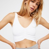 Free People Seamless Corset Crop