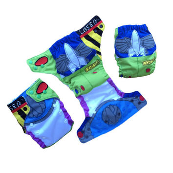Toy Story Buzz Lightyear Disney diaper