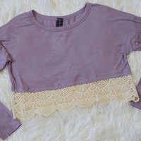 Little Sweet Thing Crop Top