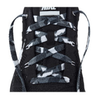 "Nike 39"" Camo Shoelaces (White)"