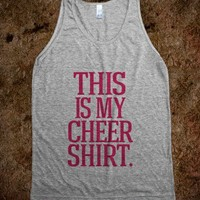 This is my Cheer Shirt - Bows over Bros