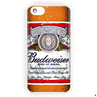 Budweiser Kings Of Beers American Style For iPhone 5 / 5S / 5C Case