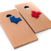 Official Size Cornhole Game, Outdoor Games & Equipment