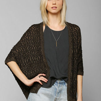 Staring At Stars Open-Stitch Cardigan - Urban Outfitters