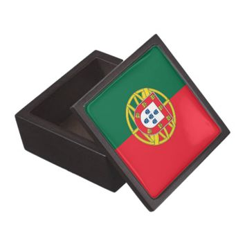 Portugal Flag Premium Gift Box