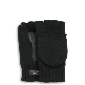UGG? Official | Men's Calvert Fingerless Flip Mitt Glove | UGGAustralia.com