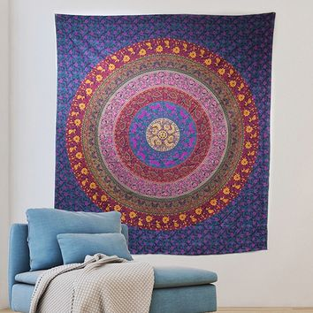 Wall Pops Medallion Tapestry
