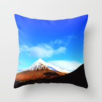 Adventure Throw Pillow by Haroulita | Society6