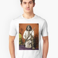 'GERONIMO' Graphic T-Shirt by IMPACTEES