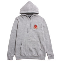 Tribe Owned Pullover Hoody Heather Grey