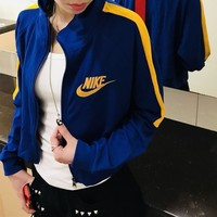 Nike Women Zip-up Jacket Track Jacket-1