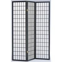 Milton Green Star Sam 70'' x 52'' 3 Panel Room Divider - Walmart.com