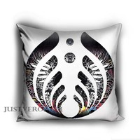 Personalized Bassnectar Remixes Color Logo Pillow case - Justvero