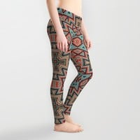 Try Angles Leggings by Webgrrl
