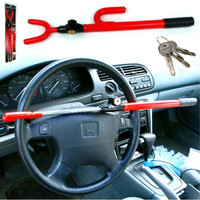 Anti-Theft Steering Wheel Lock - No Stolen Cars