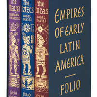 Empires of Early Latin America | Folio Illustrated Book
