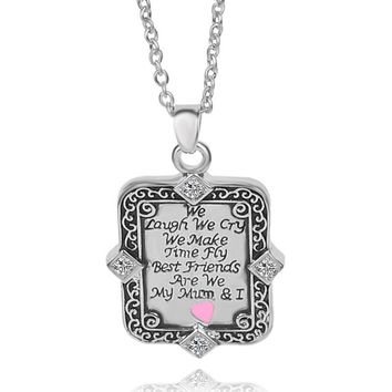 Shiny New Arrival Stylish Jewelry Gift Gifts Alphabet Necklace [6033896193]