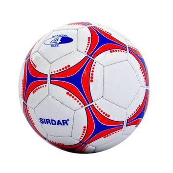 High-elastic Training and Playing Soccer Ball with a Pump for Youths, Size 4