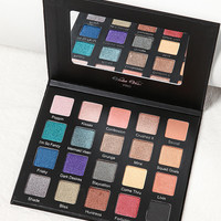 Violet Voss Drenched Metal Pro Eye Shadow Palette