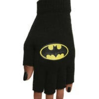 DC Comics Batman Fingerless Gloves