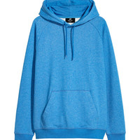 Hooded Raglan-sleeve Shirt - from H&M