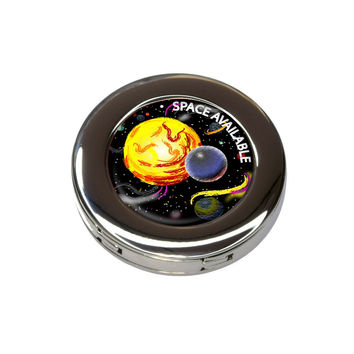 Planets Space Available Sun Moon Stars Purse Hanger
