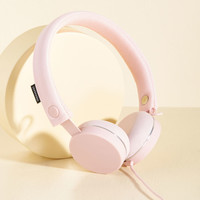 Cordial Composition Headphones in Petal | Mod Retro Vintage Electronics | ModCloth.com