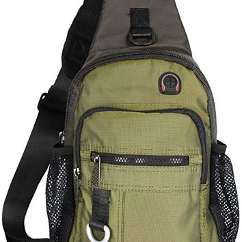 Crossbody Sling Bag Backpack for Men & Women
