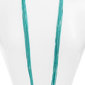 Chan Luu Solid Seed Bead Strand Necklace | Nordstrom