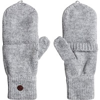 Roxy Torah Bright Convertible snow Gloves/Mittens - Heather