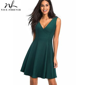 933fbe473316a Best 1950s Green Dress Products on Wanelo