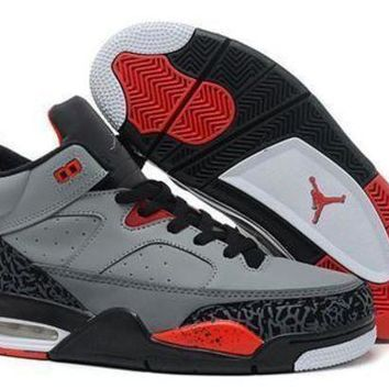 Cheap Air Jordan Son Of Mars Low Shoes Cement Grey