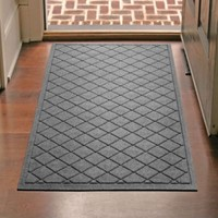 Weather Guard™ Argyle 30-Inch x 45-Inch Doormat
