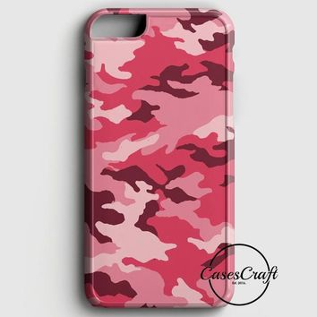 Pink Camo iPhone 6 Plus/6S Plus Case | casescraft