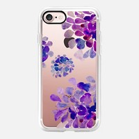 purple flowers iPhone 7 Carcasa by Marianna | Casetify