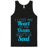 i lost my heart to the ocean