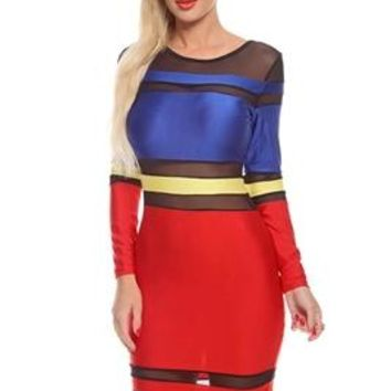 LS KAOIR DOLL DRESS