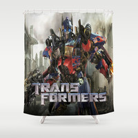 Transformers Special goods for Gift  Shower Curtain by Giftstore2u
