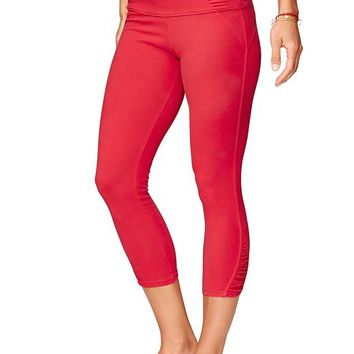 Athleta Womens Organic Cotton Kama Capri