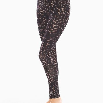 Soma Essential Leggings Lace Animal Mini