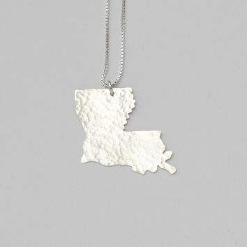 Louisiana State Necklace