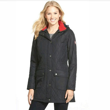 Barbour Kirby Quilted Coat