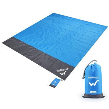 Waterproof Beach Blanket Outdoor Portable Picnic Mat Camping Ground Mat Mattress Outdoor Camping Picnic Mat blanket