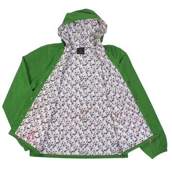 Golf Wang Cat Print Hooded Coach Jacket – Odd Future