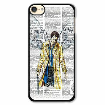 Supernatural Art Savecases iPod Touch 6 Case