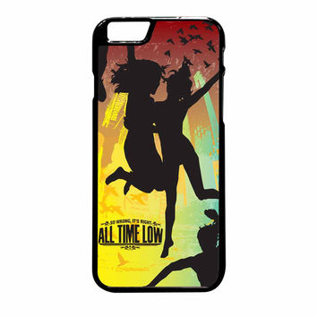 All Time Low Cover Album Special iPhone 6 Plus Case