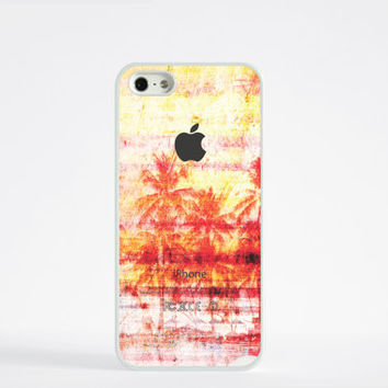 iPhone 6 Case, iPhone 6 Plus Case, iPhone 5S Case, iPhone 5 Case, iPhone 5C Case, iPhone 4S Case, iPhone 4 Case - Tropical summer