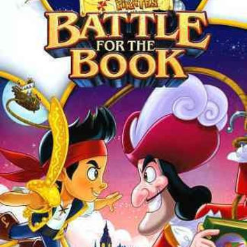Jake & The Never Land Pirates-Battle For The Book (Dvd)