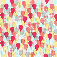 Let's Celebrate! Art Print by Witee Designs